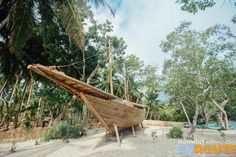 Take a look at the Pangko Maritime Museum in Sibaltan El Nido and enliven the maritime history of the Cuyonons. Philippines Palawan, Maritime Museum, Past, Landscape, Outdoor Decor, Pictures, Travel, History, Google Search