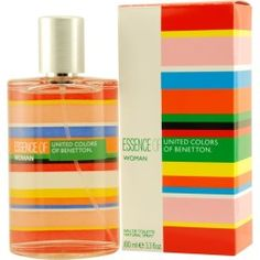 © Essence of Benetton for Women By Benetton Eau-de-toilette Spray, Benetton, Online Perfume Shop, Identity, Perfume Bottles, The Unit, Skin Care, Personal Care, Fragrances, Perfume Fragrance