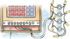 Installing & Wiring Sprinkler Valves | HomeTips