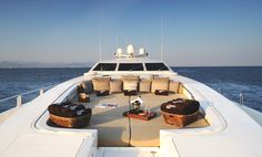 Luxury Yacht Cheeky Tiger