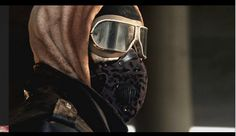 Respro® Sportsta™ Mask as seen on Terminator: The Sarah Connor Chronicles  http://respro.com/store/product/sportsta-mask