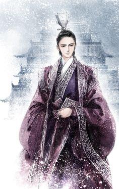 长阳 古风美男古剑图包 【是非千古事,得失两心知】