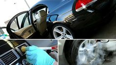 Car detailing involves the delicate and dedicated process of restoring both the inside and outside of your car. It is essentially an extremely thorough cleaning job. The cleaning process involves the removal of contaminates, swirls, scratches, oxidation and other imperfections from your paint to produce a show-quality level of detail. #CarDetailing is designed to help correct the damage that your might have encountered on the road or on any other terrain that it is exposed to.