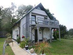 Haus am Dünenweg in Boltenhagen: 2 Schlafzimmer, für bis zu 6 Personen. ruhiges Haus großes Grundstück Kamin, Sauna, WLAN, Begrüßungskaffee mit Leckerli   FeWo-direkt