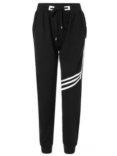 GET $50 NOW | Join RoseGal: Get YOUR $50 NOW!http://www.rosegal.com/gym-pants-leggings/drawstring-striped-sweatpants-875133.html?seid=7547689rg875133
