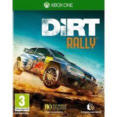 Dirt Rally #Xbox #Gaming #Jeu