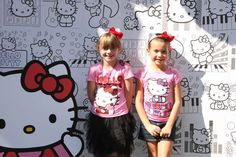 Hello Kitty Red, Pink & Aqua Birthday Party Ideas | Photo 2 of 32 | Catch My Party