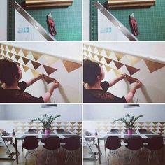 Amei essa ideia !!  by bm.arquitetura http://ift.tt/1P6K37W