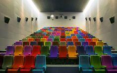 Lighthouse Cinema Dublin interior