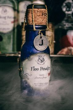 Other: DIY Harry Potter Potions for Halloween. These would make great decorations!!