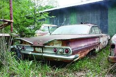 1960 Impala - kind of what it looks like right now!