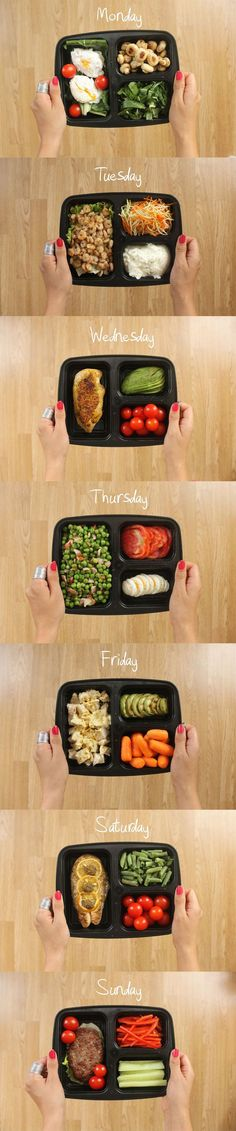 Food Week Inspiration