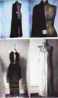 MM - Belgian Fashion Design