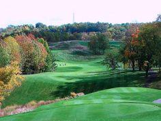 Deer Ridge golf course, Ohio