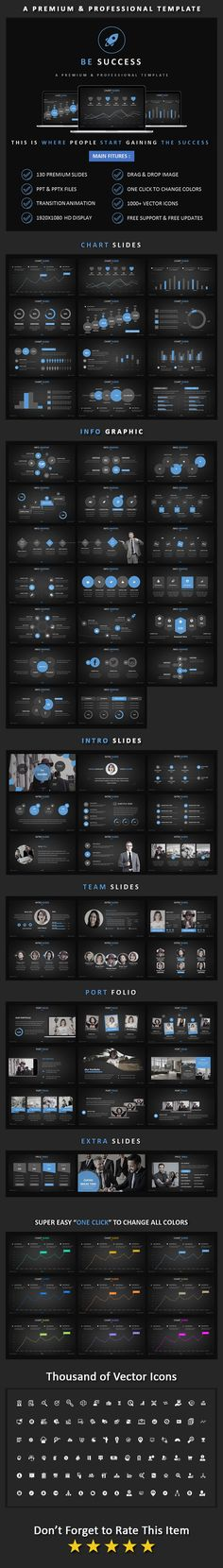 Be Success Powerpoint - Business #PowerPoint #Templates Download here: https://graphicriver.net/item/be-success-powerpoint/20292222?ref=alena994