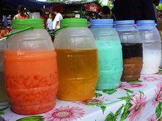 how to make gulaman drink