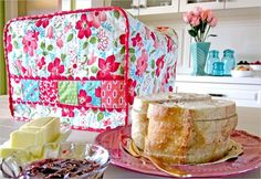 Toaster Cover by Alicia Thommas through Sew 4 Home