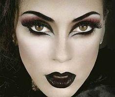 best vampire eye makeup - Google Search