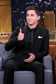 logan lerman 2015 - Google Search