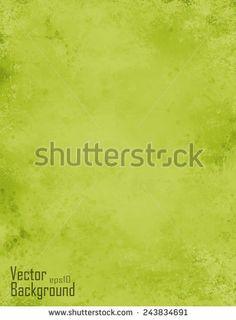 grunge retro vintage paper texture, vector background - stock vector