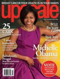 The First Lady Featured On Upscale Magazine