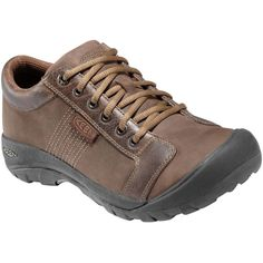 I go for comfort over fashion but with these shoes I get both. I can wear these shoes all day and evening and not have any problems. Austin Shoe (Men's) #KEENFootwear at RockCreek.com