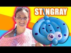 Stingray - How To Balloon Animal Tutorial!