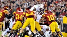 USC is looking for revenge against Stanford this weekend in the Trojans' first true test of this season.