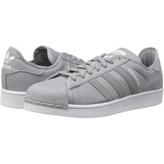 d37500b2569 adidas Originals Superstar Festival (Light Onix White) Men s Shoes ( 48) ❤