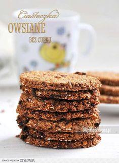 Najlepsze na świecie ciasteczka owsiane bez mąki, które… na Stylowi.pl