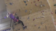 I'm at the races #climber