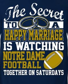 Go Irish!!