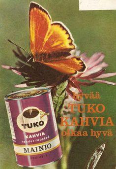 Tuko-kahvimainos, 1966