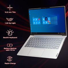 Lenovo ThinkBook 13s 20V9A05JIH Price in India ( Core i5-1135G7 / 16GB / 1TB SSD ) 5