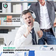 Singing along with a guilty pleasure is something we all do! But being caught is always painful. #nosweat, we've got your back! Bamigo.com #singing #guiltypleasure #office #nosweat #bamigo