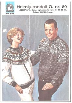 Norwegian Knitting, Knitting Patterns, Sweaters, Fictional Characters, Projects, Log Projects, Knit Patterns, Blue Prints, Sweater