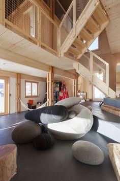 Home in L'Abbaye by Kunik de Morsier architectes (6)