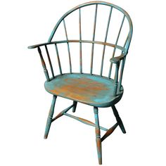 New England Windsor Armchair, ca 1800#Repin By:Pinterest++ for iPad#