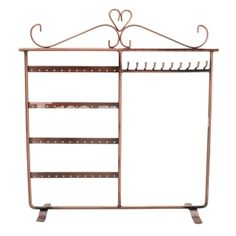 1Pcs Bronze T-062 Earring Jewelry Display Stand,$11.87