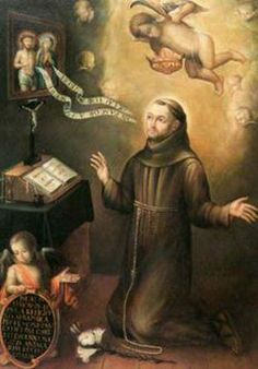 Saint John Capistrano pray for us and jurists and military chaplain.