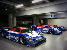 Old Nissans
