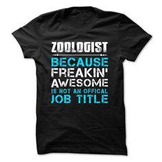 Zoologist - FAJ T Shirt, Hoodie, Sweatshirt. Check price ==► http://www.sunshirts.xyz/?p=133905