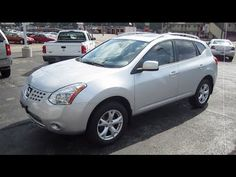 2008 Nissan Rogue SL AWD Short Walk Around Tour And Review #nissan #rogue #review #suv