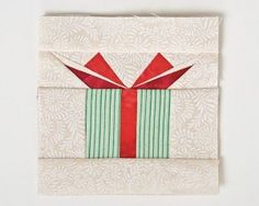 Carol Doak paper pieced cards