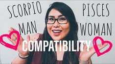 Hi guys! Although there is a lot of factors in the birth chart that take part in whether or not two people are compatible, this is my general take on compati. Taurus Man Gemini Woman, Scorpio Men, Libra And Cancer, Cancer Man, Scorpio And Pisces Relationship, Pisces Woman Compatibility, Pisces Facts, Birth Chart, Factors