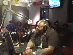 Rick Ross Explains What It's Like To Go On A Date With Him