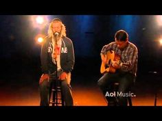 Matisyahu - One Day (Acoustic). I've loved listening to this song (with Akon) for the last few Sundays in church. This is a different acoustic version that is pretty great.