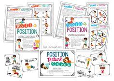 Reflex Position Intervention Resources and activities - Copyright ToolsToGrowOT.com