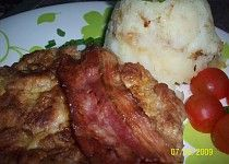 Utopené řízky Tandoori Chicken, Mashed Potatoes, French Toast, Pork, Beef, Breakfast, Ethnic Recipes, Ds, Catalog