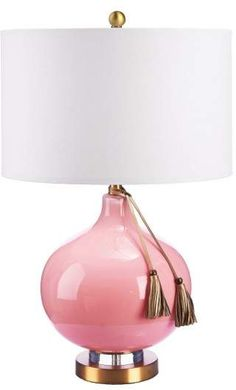 Werbung - cupcakes and cashmere Tassel Table Lamp